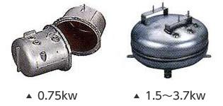 防錆びタンクも標準搭載で、排出ドレンもさらにクリーン
